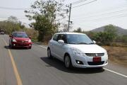 Suzuki swift  อีโค่คาร์ เผยราคา เริ่ม 4.69 แสนบาท
