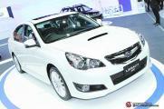 จัดเต็มพริตตี้ Subaru  จากงาน Motor Expo 2012