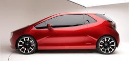 Honda New Gear Concept  ..หรือนี่ว่าที่ Honda Jazz  ใหม่