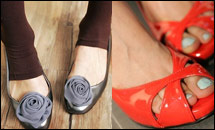 แฟชั่น รองเท้าเกาหลี น่ารักๆ