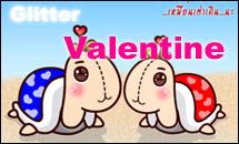 glitter Valentine 's day กลิตเตอร์ วันวาเลนไทน์