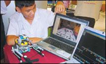 ประลองหุ่นยนต์-เฟ้นตัวแทนชิงแชมป์โลก