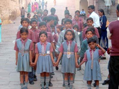 นักเรียน, อินเดีย