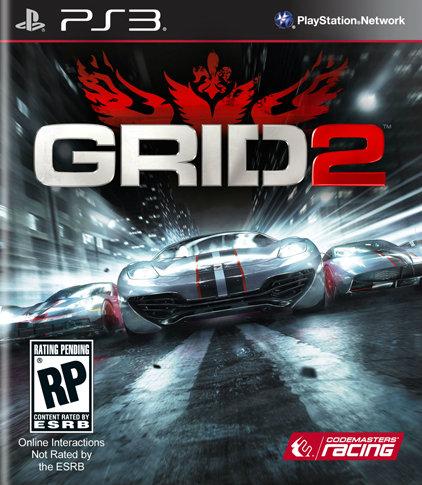 GRID 2 อัพเดตคลิปเกมเพลย์+ภาพใหม่