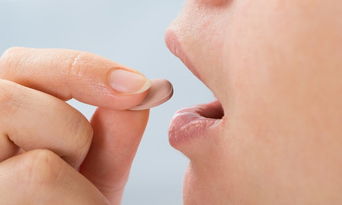pills-mouth