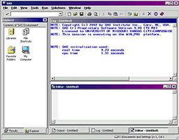 แซส ซอฟท์แวร์ เปิดตัว SAS 9 เทคโนโลยีบิสิเนส