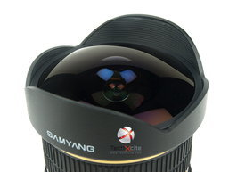 Review : Samyang 8mm F3.5 Fisheye Lens - เลนส์ตาปลาคุ้มค่า คุ้มราคา