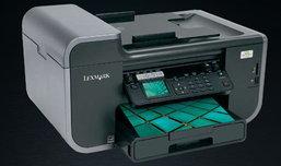 Lexmark Pro 708 เครื่องพิมพ์มัลติฟังก์ชันคุณภาพสูง