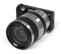 [Preview] : 18-200mm for NEX - กระบอกข้าวหลามอเนกประสงค์ Page Jump :
