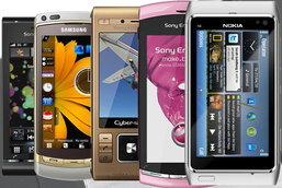 5 CAMERA PHONES  ที่คุณสามารถเป็นเจ้าของได้