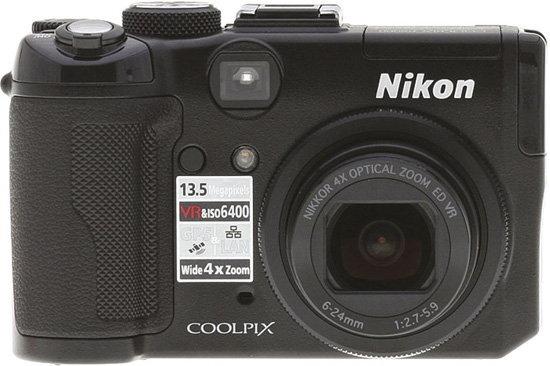 Nikon COOLPIX P6000 กล้องดิจิตอลคอมแพคระดับไฮเอนด์