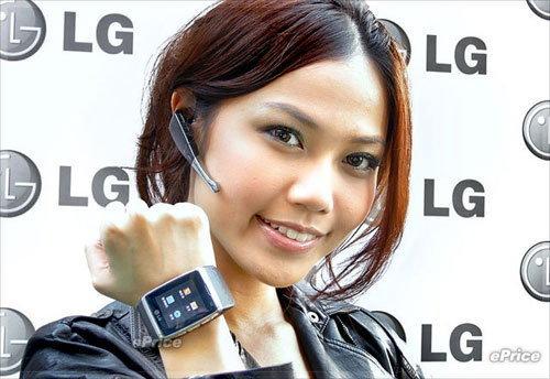 LG GD 910 นาฬิกามือถือ ทำไมมันถึงแพง มาดูกันดีกว่า