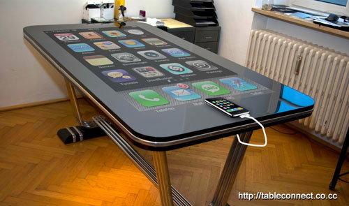 iPhone ยักษ์จอ 58 นิ้ว โอววว มาย ก๊อดดดด