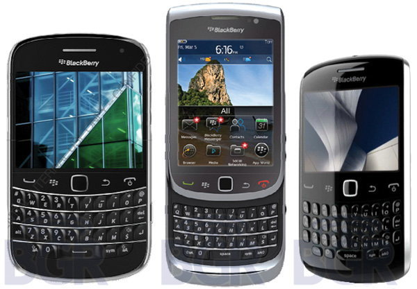 เขย่าตลาดปีกระต่ายกับ 3 รุ่นใหม่จาก BlackBerry