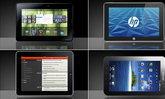 เทียบขุมกำลังสงคราม Tablet: BB PlayBook vs. Apple iPad vs. Samsung Tab vs. HP Slate