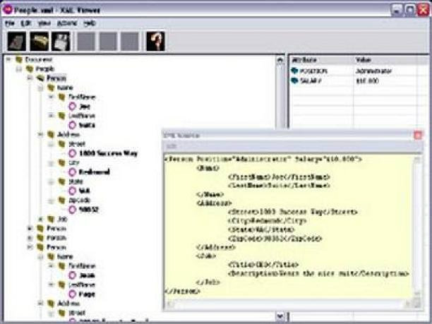 XML Viewer
