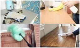 """1..2..3 ทำความสะอาด """"ห้องครัว"""" ให้แจ่ม ต้องแบบนี้สิ"""