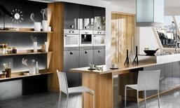 รวมไอเดียจัดครัว เคล็ดลับแต่งห้องครัวอย่างไรให้สวย