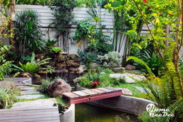 สวนหิน...จำลองขึ้นจากธรรมชาติ