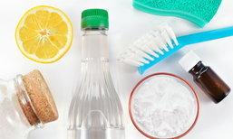 3 ของใช้ก้นครัว ทำความสะอาดบ้านได้อยู่หมัด