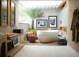 เปลี่ยนห้องน้ำให้เป็นสปาสุดเริ่ด เติมเต็มความผ่อนคลายได้อย่างสมบูรณ์แบบ