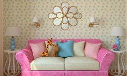 เติมเสน่ห์ความหวานให้บ้านด้วยการเลือกโทนสีดอกไม้ตกแต่ง