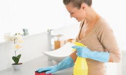 25 ชิ้นของใช้ในบ้าน ที่เรามักลืมทำความสะอาด