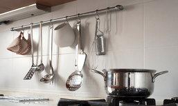 9 ขั้นตอนขั้นเทพ กำจัดคราบผนังห้องครัว จนแม่บ้านหายปวดหัว