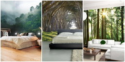 15 Natural Wallpaper เปลี่ยนบรรยากาศในห้องให้เป็นทุ่งหญ้าและป่าใหญ่