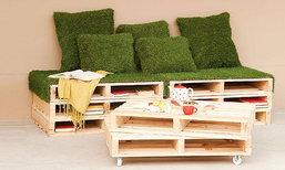 "Green Living Space จาก ""หญ้าเทียม"""