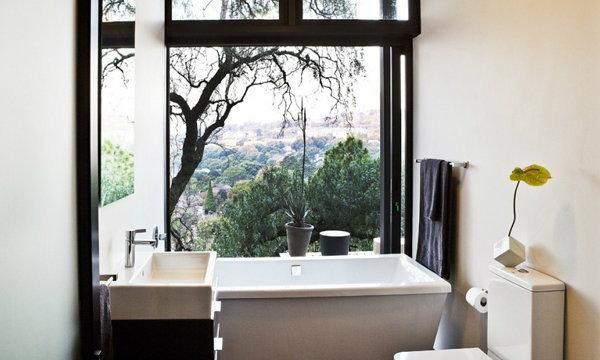 10 แบบห้องน้ำสวย พร้อมสัมผัสธรรมชาติอย่างใกล้ชิด