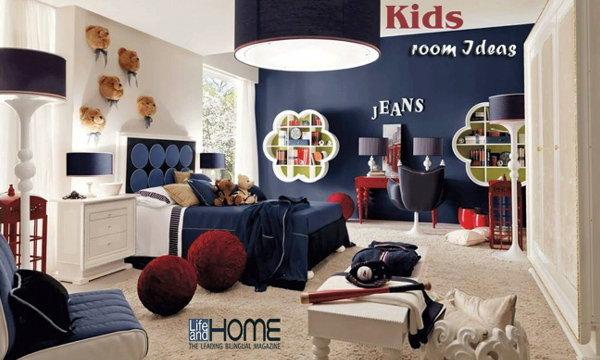 Kids Room Ideas ไอเดียตกแต่งห้องนอนให้ลูกรัก