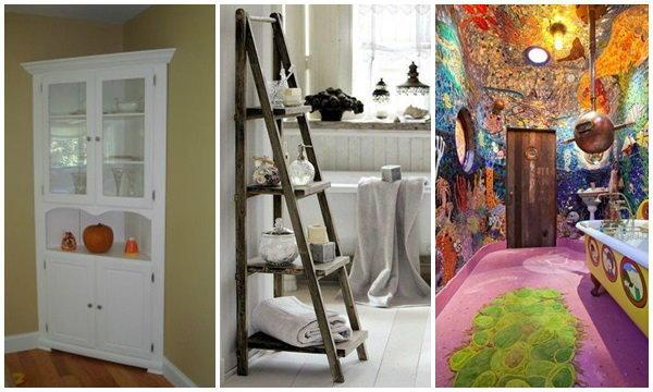 10 ไอเทมสุดสร้างสรรค์ แต่งห้องน้ำ ให้แตกต่างอย่างมีสไตล์