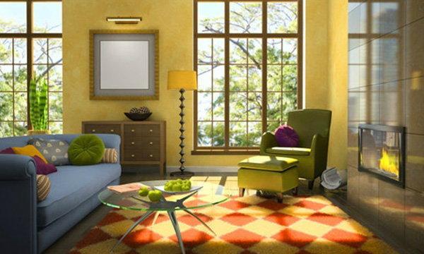 อ่านนิสัยเจ้าของบ้าน จากสีผนัง