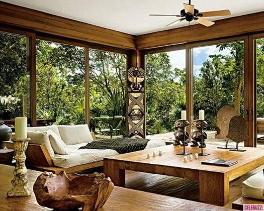 สดชื่นกับบรรยากาศบ้านแบบเปิดโล่ง เติมความผ่อนคลายผสานกลิ่นอายธรรมชาติ