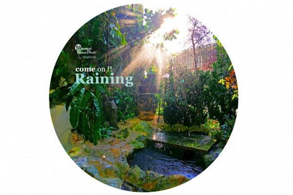 Come on Raining มาดูแลสวนหน้าฝนกันเถอะ