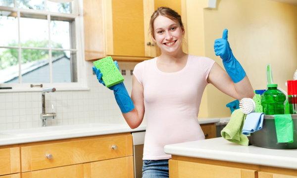 งานบ้าน 25 ภารกิจ ที่คุณพิชิตได้ในเวลาเพียง 30 วินาที