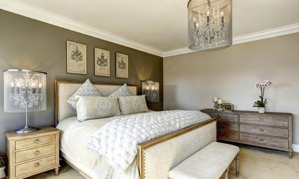 """เปลี่ยน """"ห้องนอน"""" วุ่นวายให้กลายเป็นที่พักผ่อนตามหลักฮวงจุ้ย"""