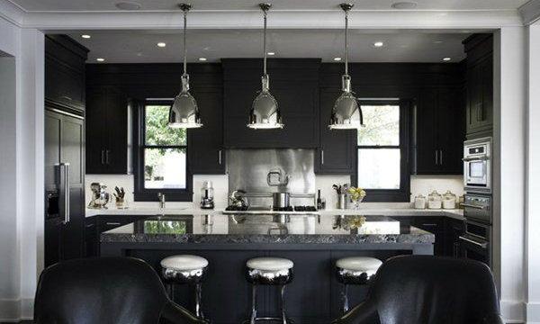 ตกแต่งบ้านด้วยสีดำอย่างไร ให้ถูกใจผู้อยู่
