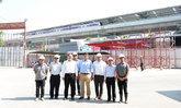 ชัชชาติ CEO Q House ลงตรวจคอนโดฯ ติด MRT สามแยกบางใหญ่ ที่พร้อมเปิดบริการในปีนี้
