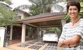 """เปิดบ้านนางสาวไทยคนที่ 32 ของประเทศไทย """"ป๊อป อารียา"""" นางงามสายติสต์ (มีคลิป)"""