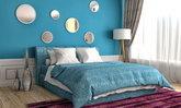 15 เทคนิคเลือกสีห้องนอน แบบง่ายๆ ทำให้ห้องนอนดูดี