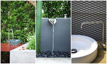 รวมไอเดียก๊อกน้ำในสวน...แต่งอย่างไรให้มีสไตล์