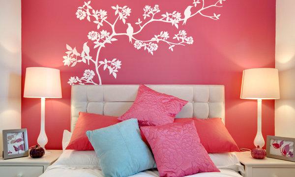 การจัดแสง สี เสียง ให้มีกลิ่นในห้องนอน ให้เป็นดั่งวิมาน