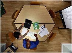 ฮวงจุ้ย : ฮวงจุ้ยกับโต๊ะทำงาน