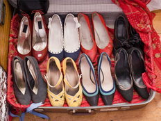 รองเท้าบ่งบอกความเป็นตัวคุณ