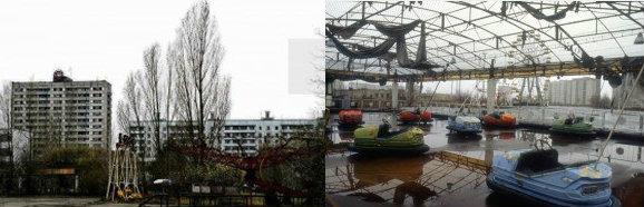 Chernobyl Amusement Park (เชอร์โนบิล)