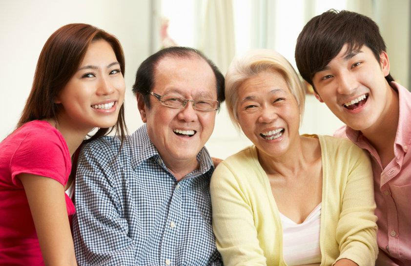 อานิสงส์ของการดูแลพ่อแม่และผู้มีพระคุณ