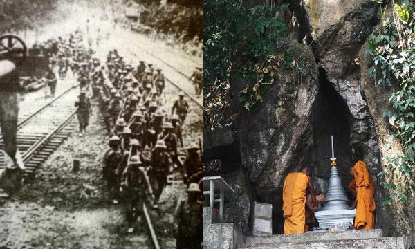 ตำนานผีทหารญี่ปุ่นเฝ้าสมบัติที่ วัดภูเขาทอง จ.พัทลุง