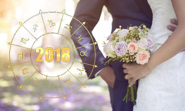 """""""ฤกษ์แต่งงาน"""" ปี 2561 การเริ่มต้นชีวิตคู่ในปีจอ"""